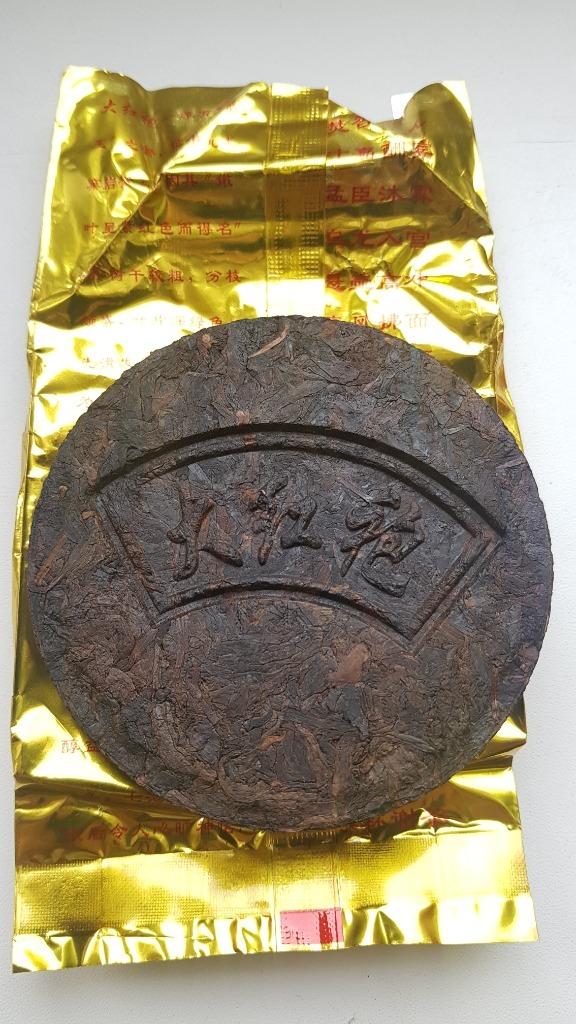 Herbata Oolong Da Hong Pao(prasowana).50g.