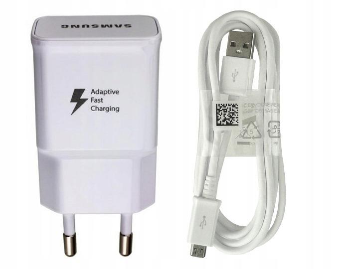 Ładowarka Samsung FAST CHARGE MICRO USB 1m kabel Kup teraz