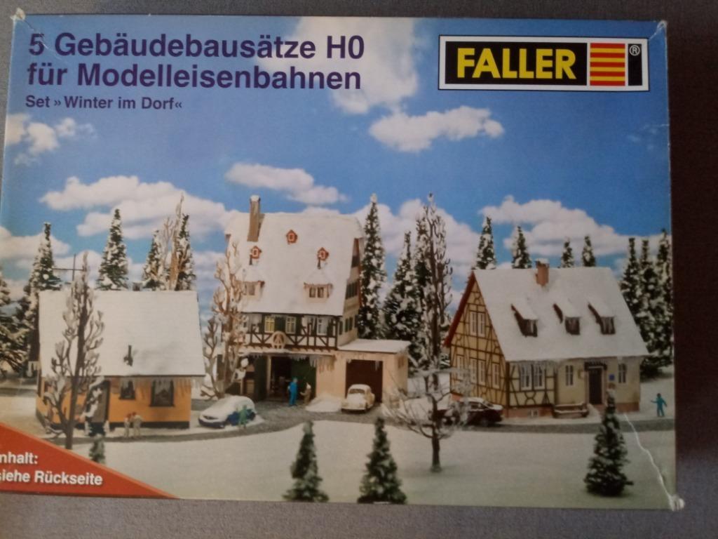 Строительный набор Faller