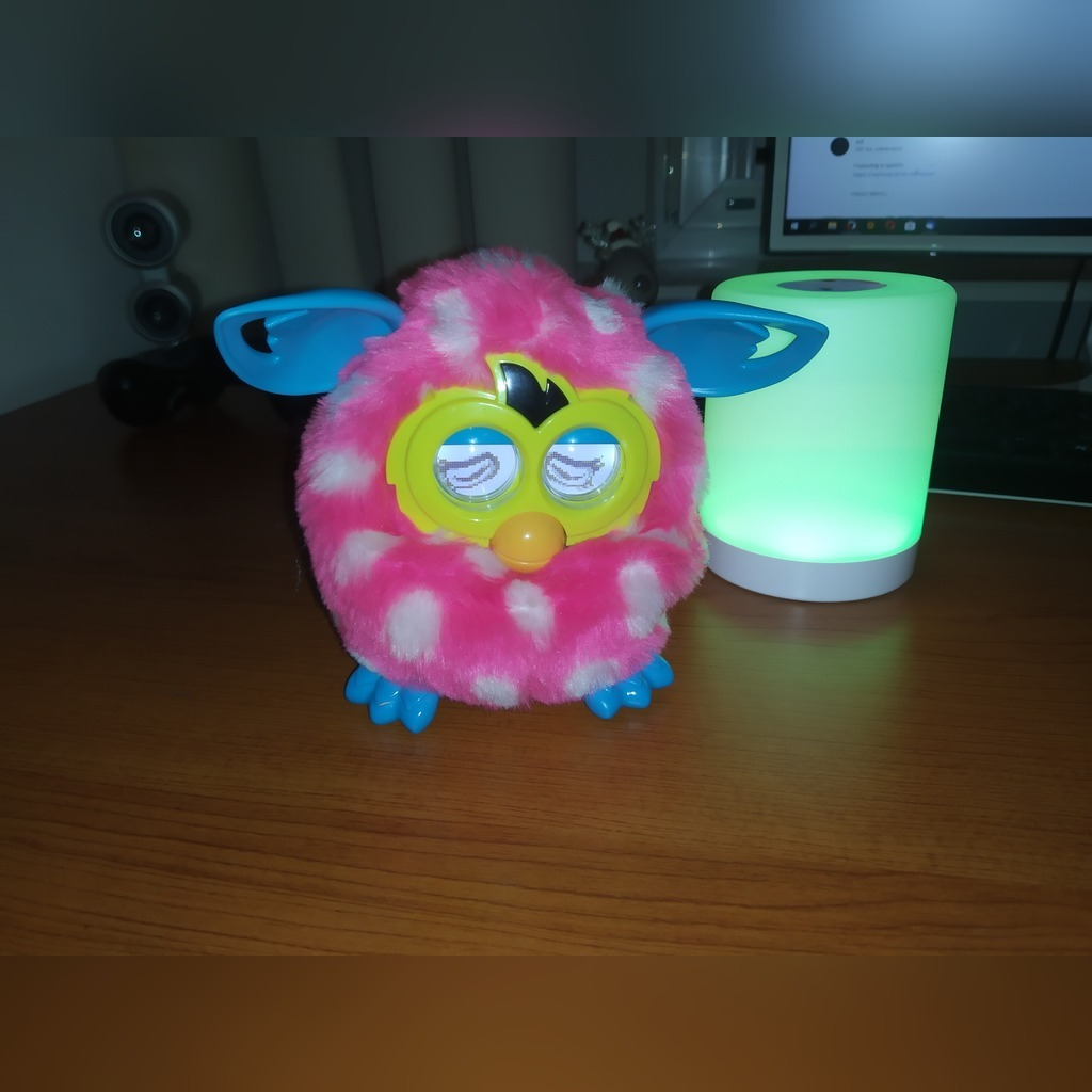 Furby Boom w 100% sprawny wersja DE ładny