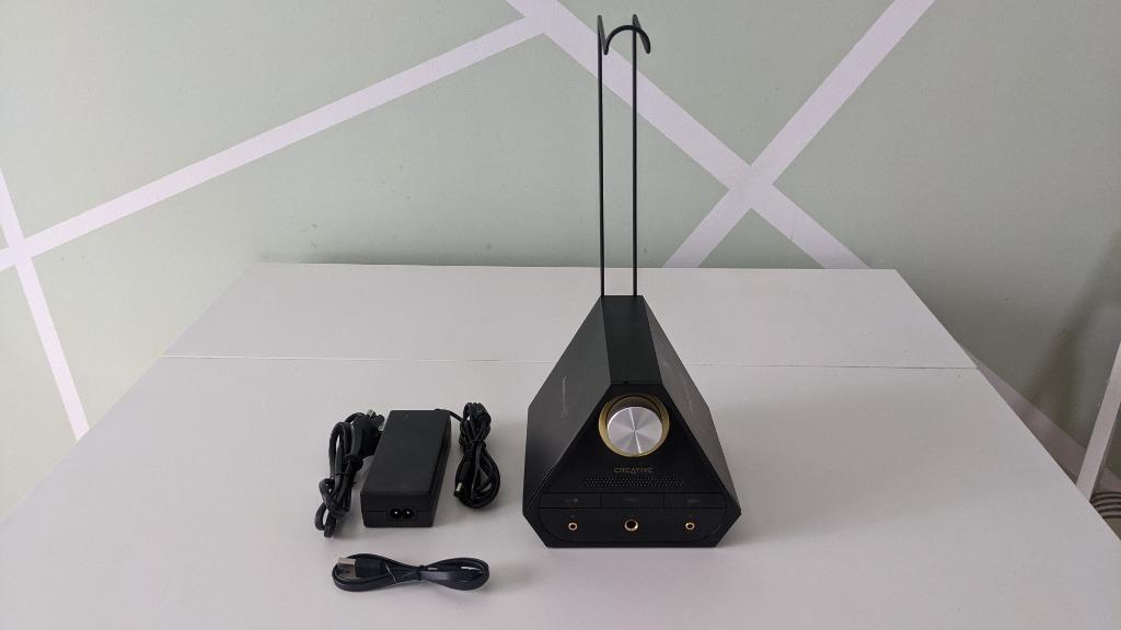 Купить Звуковая карта Soundblaster X7 на Otpravka - цены и фото - доставка из Польши и стран Европы в Украину.