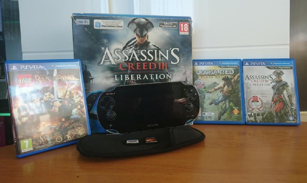 Купить Sony PlayStation Vita на Otpravka - цены и фото - доставка из Польши и стран Европы в Украину.