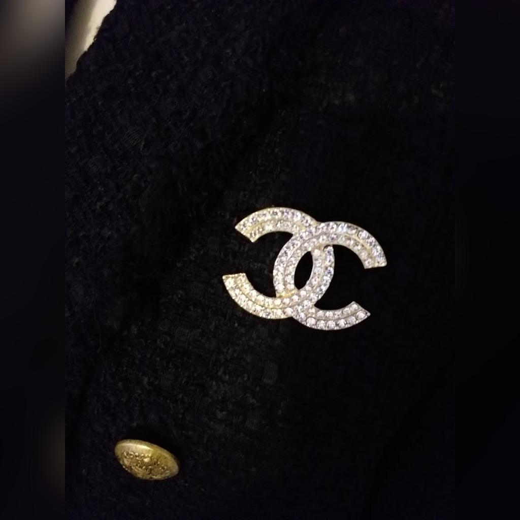 Broszka Chanel Kup Teraz Za 60 00 Zł łupowo Allegro Lokalnie