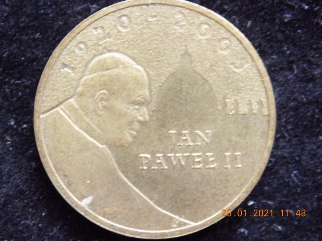 Jan Paweł II 2005 rok