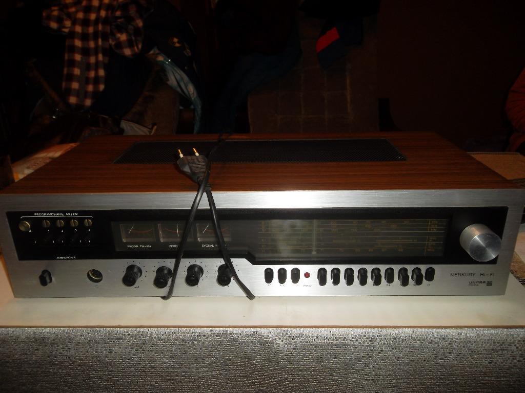 Radio Merkury- Diora- Hi-Fi -DSH- 303 A-amplituner