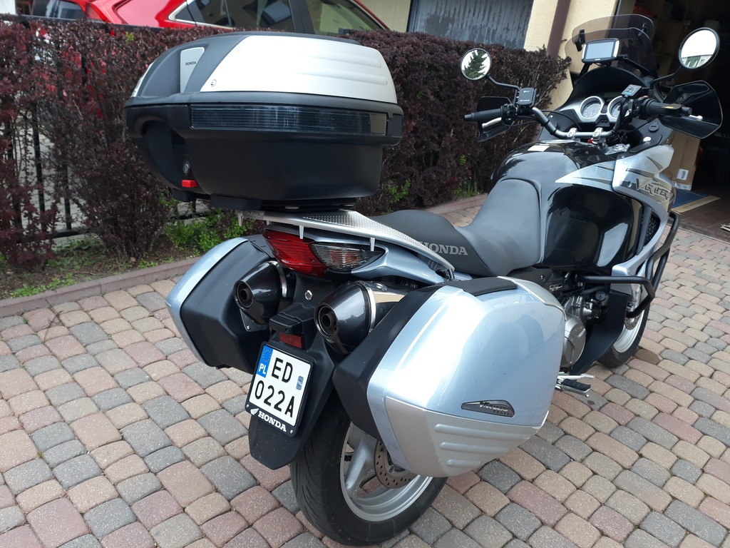 Kufry Oryginalne Honda Varadero 1000 Xl1000v Kup Teraz Za 1999 00 Zl Lodz Allegro Lokalnie