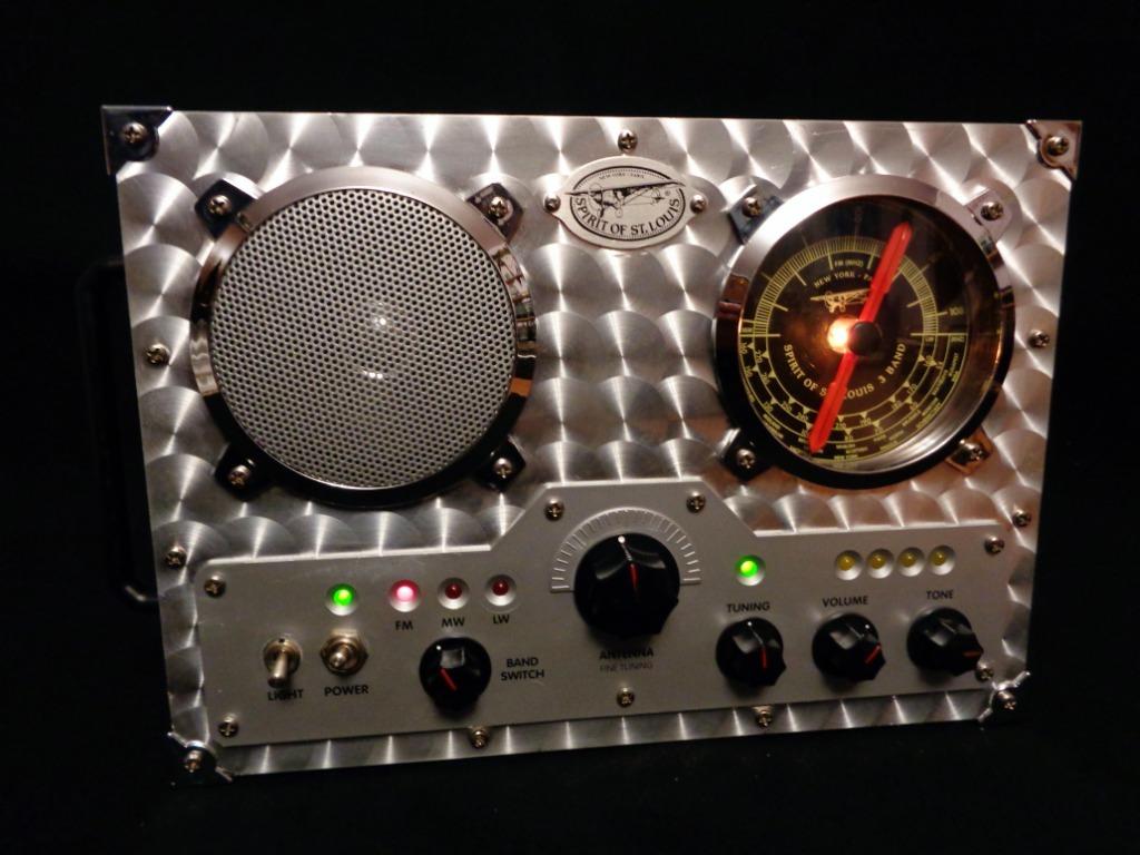 Spirit of St. Louis - Field Radio