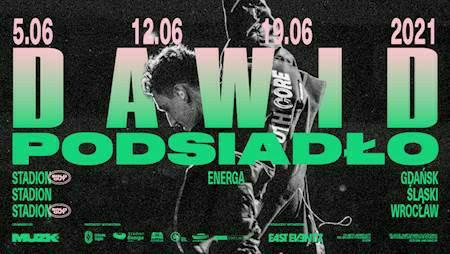 Bilety Dawid Podsiadlo Chorzow 12 06 2021 Cena 900 00 Zl Lodz Allegro Lokalnie