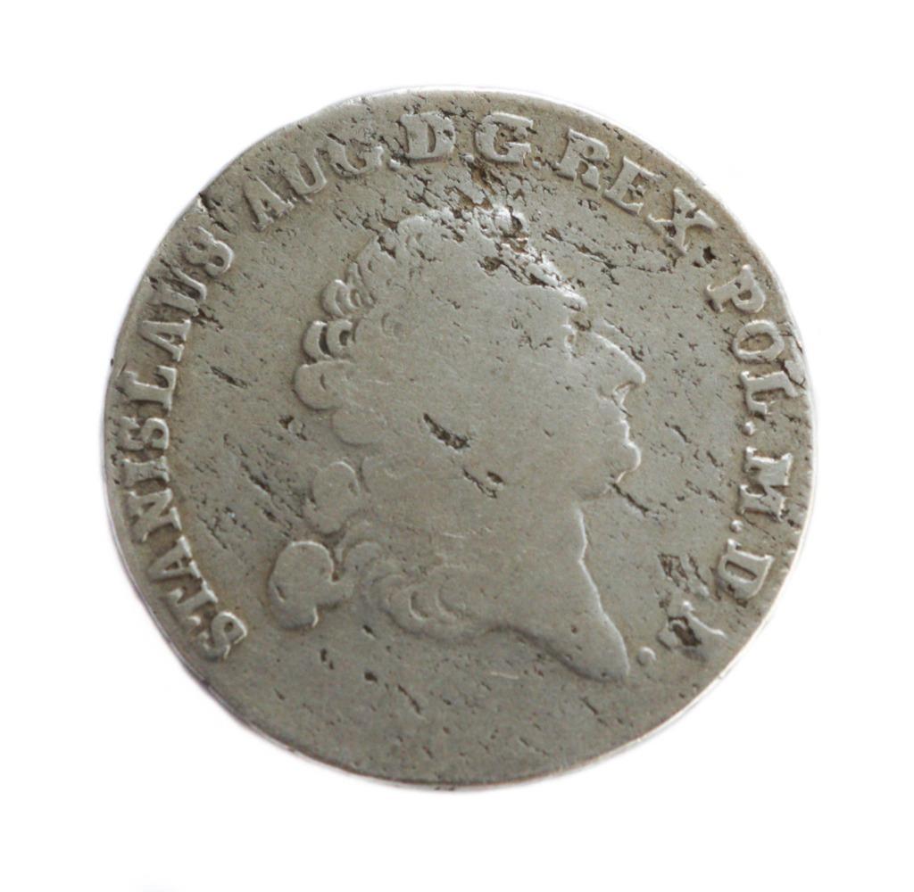 Две злотые короны 1767 г.