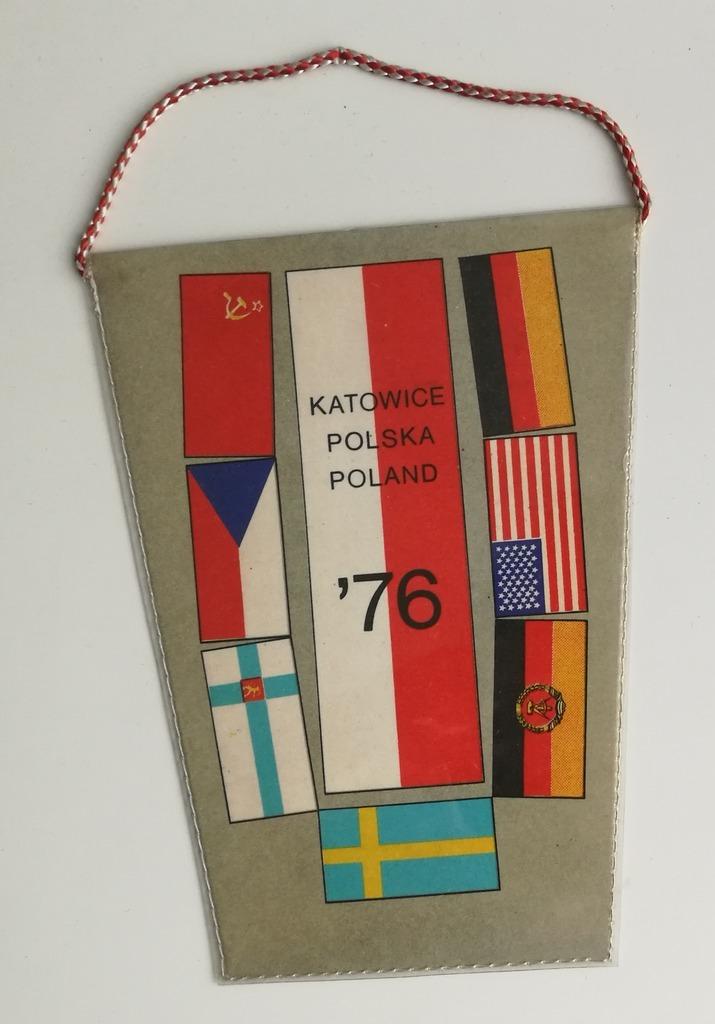 Купить PROPORCZYK Чемпионат МИРА Хоккей 53030 1976 на Eurozakup - цены и фото - доставка из Польши и стран Европы в Украину.