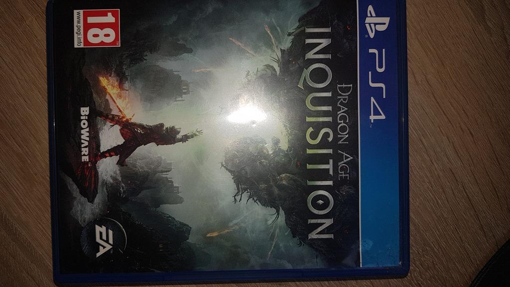 Dragon Age Inkwizycja Ps4 Kup Teraz Za 45 00 Zl Torun Allegro Lokalnie