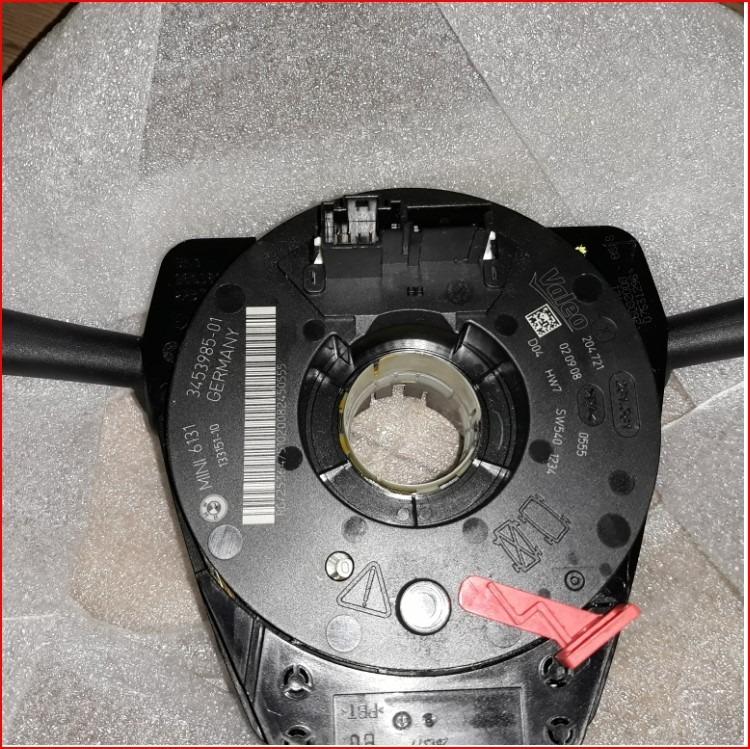 мини bmw управление колонки руль 61319253767