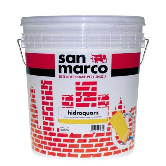 Tynk San Marco Hidroquarz 1kg