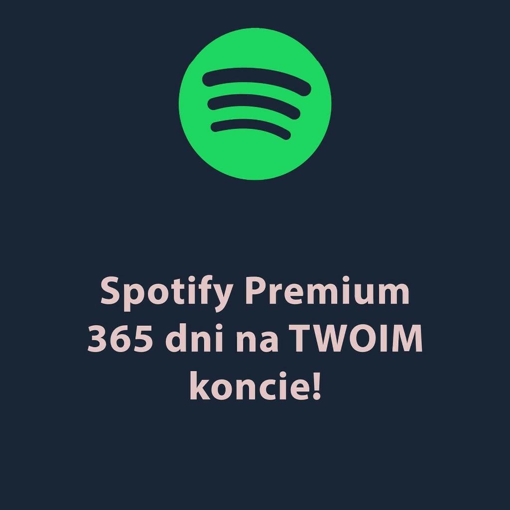 Spotify Premium 360dni Wlasne Konto Kup Teraz Za 19 99 Zl Tychy Allegro Lokalnie