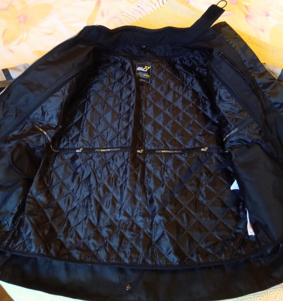 Куртка мотоциклетная evo77 highway туристическая roz s, фото 4