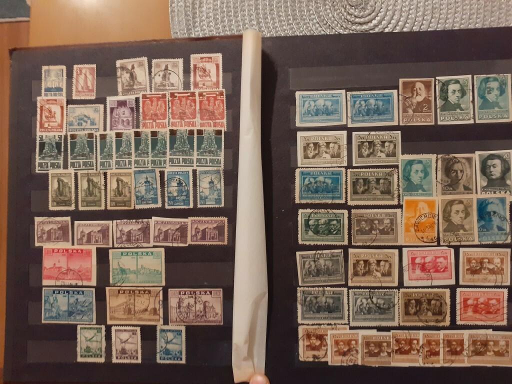 Polskie znaczki 1944-1963
