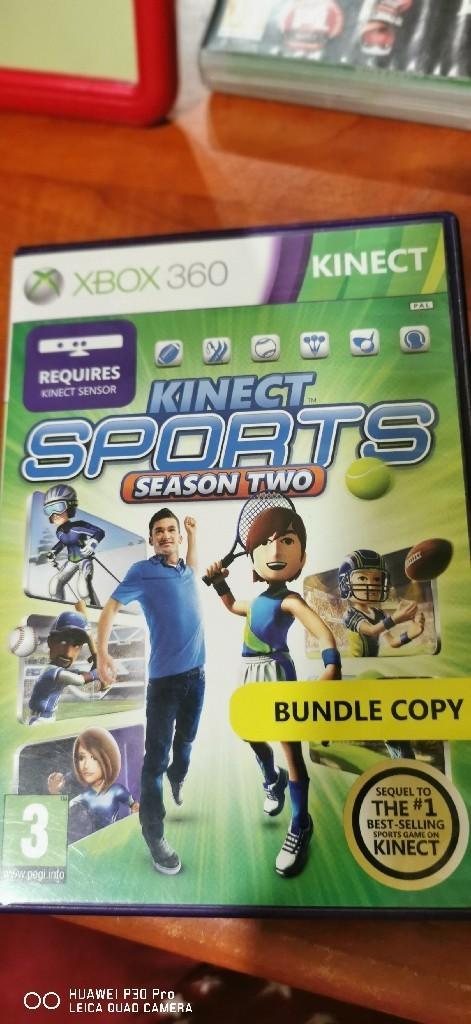 Gra Xbox 360 Kinect Sports Season Two Kup Teraz Za 70 00 Zl Grajewo Allegro Lokalnie