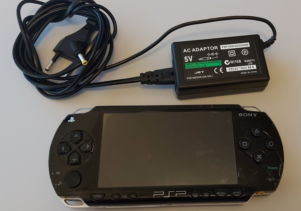 Item Sony PSP 1003, is used to alter, reads disks