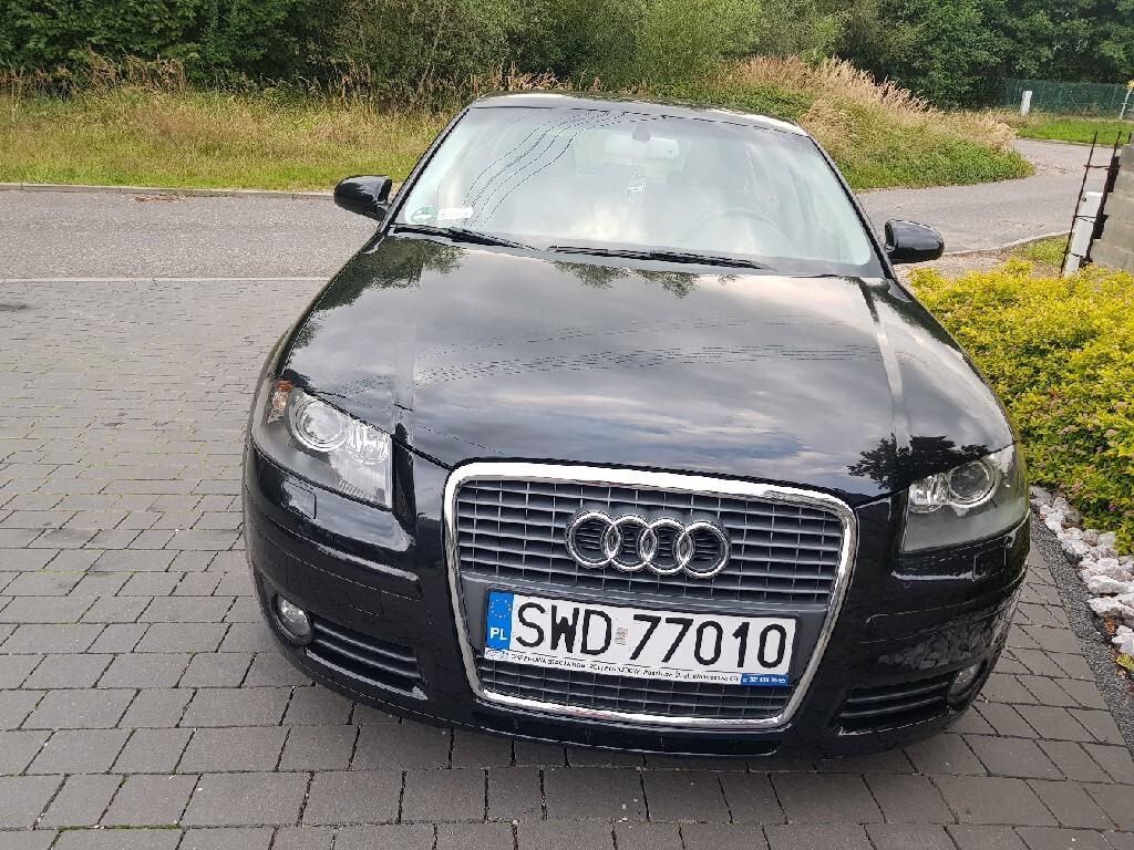 Used Audi A3 1.8 TFSI