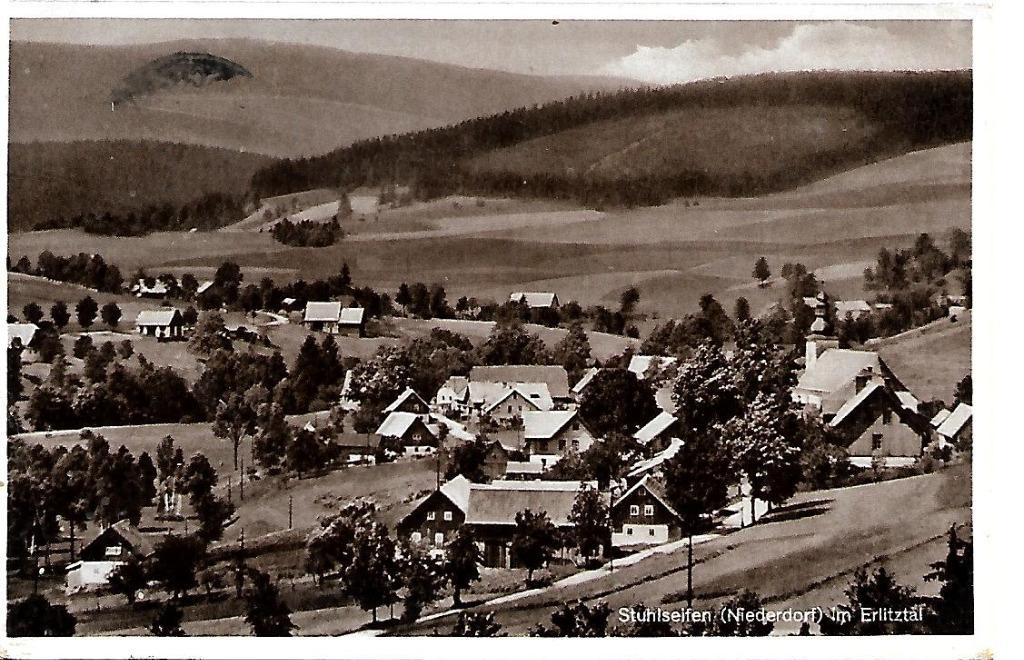 Rudawa, (Stuhlseifen), 1943 rok.