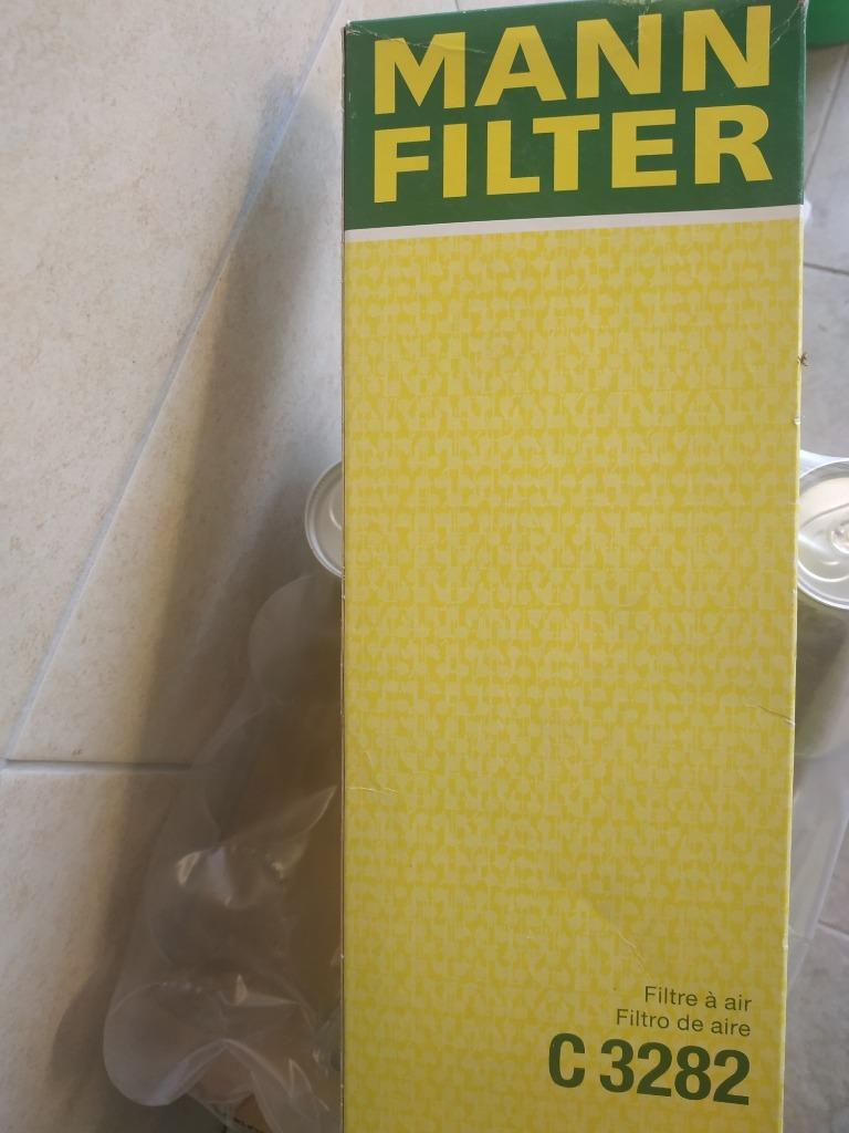 mann-filter c 3282 фильтр воздуха