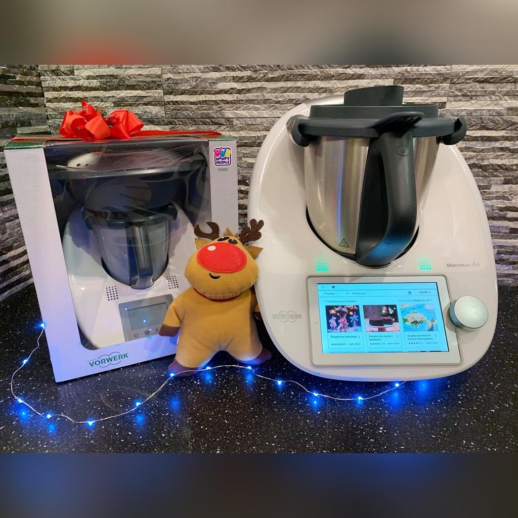 Nowy Thermomix Tm6 Prezent Thermomix Mini Gratis Kup Teraz Za 5299 00 Zl Warszawa Allegro Lokalnie