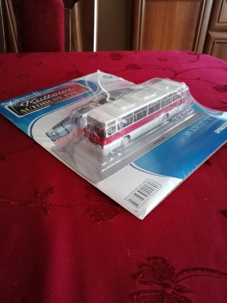 IKARUS 256 Kultowe autobusy prl-u  Nowy