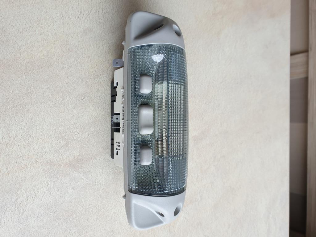 контрольная освещения кабины mondeo mk4  mk3  s-max