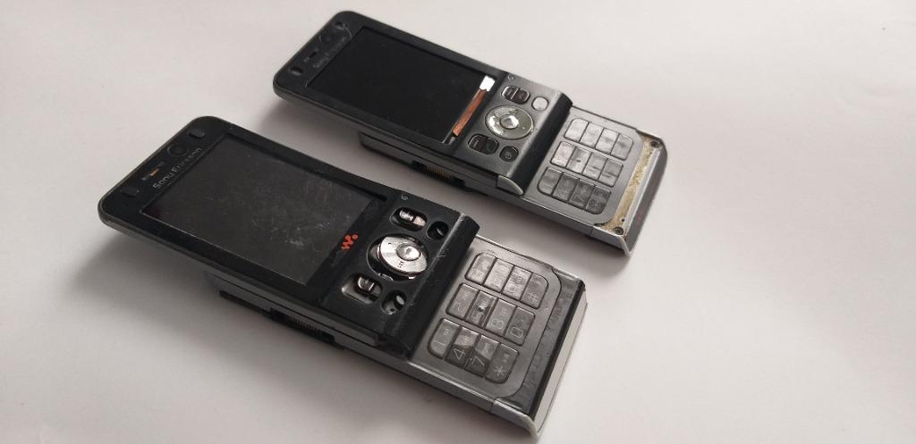 Sony Ericsson W910i Czesci Kup Teraz Za 5 99 Zl Suwalki Allegro Lokalnie