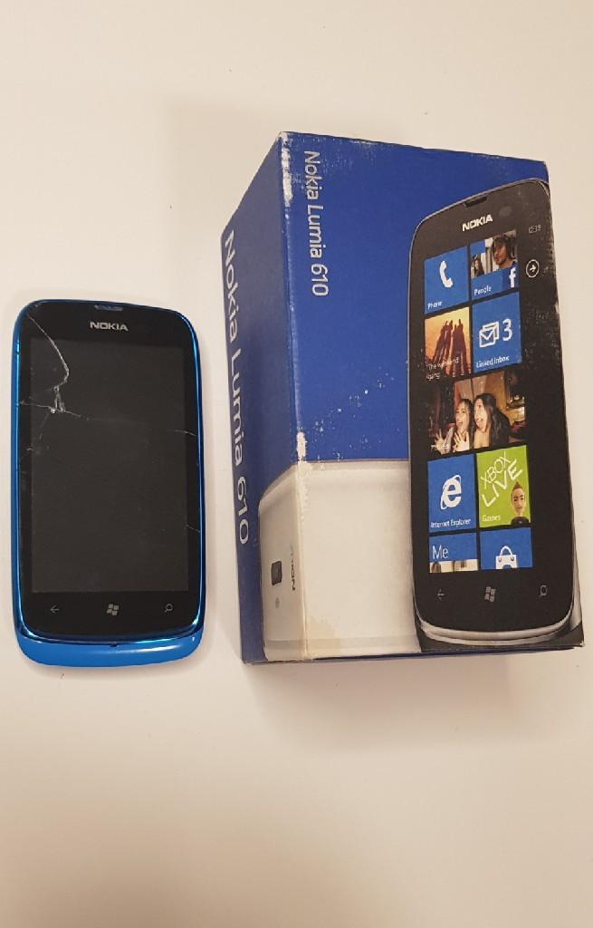 Licytacja Nokia Lumia 610 Dla Eksperta Od 1 Zl Gdansk Allegro Lokalnie
