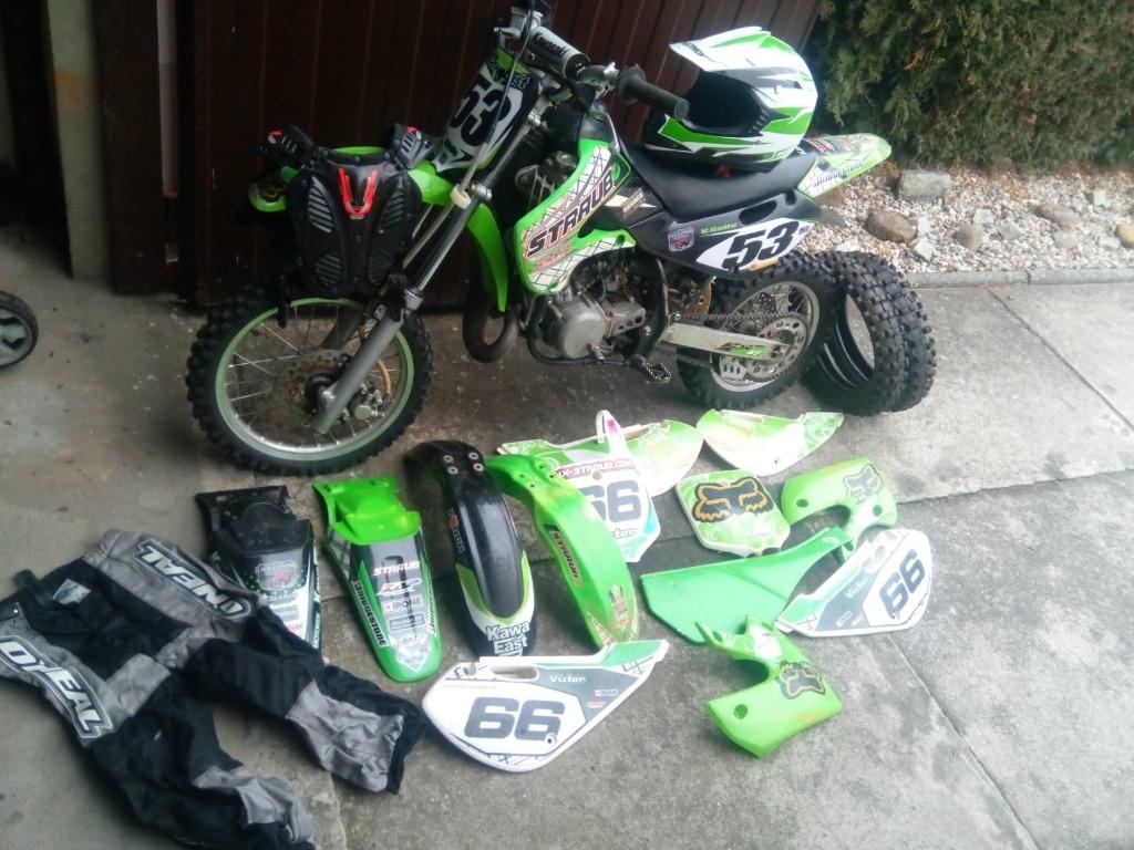 Kawasaki Kx 65 Cena 5500 00 Zl Opole Allegro Lokalnie