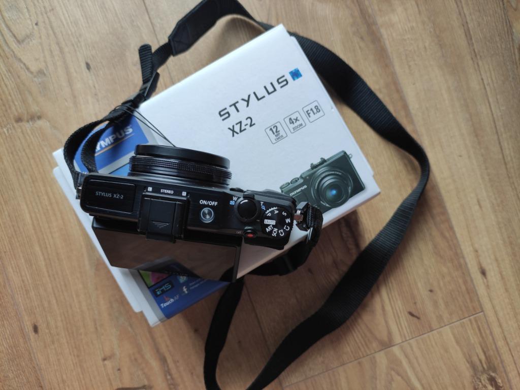 Aparat Olympus Stylus Xz 2 Kup Teraz Za 600 00 Zl Wejherowo Allegro Lokalnie