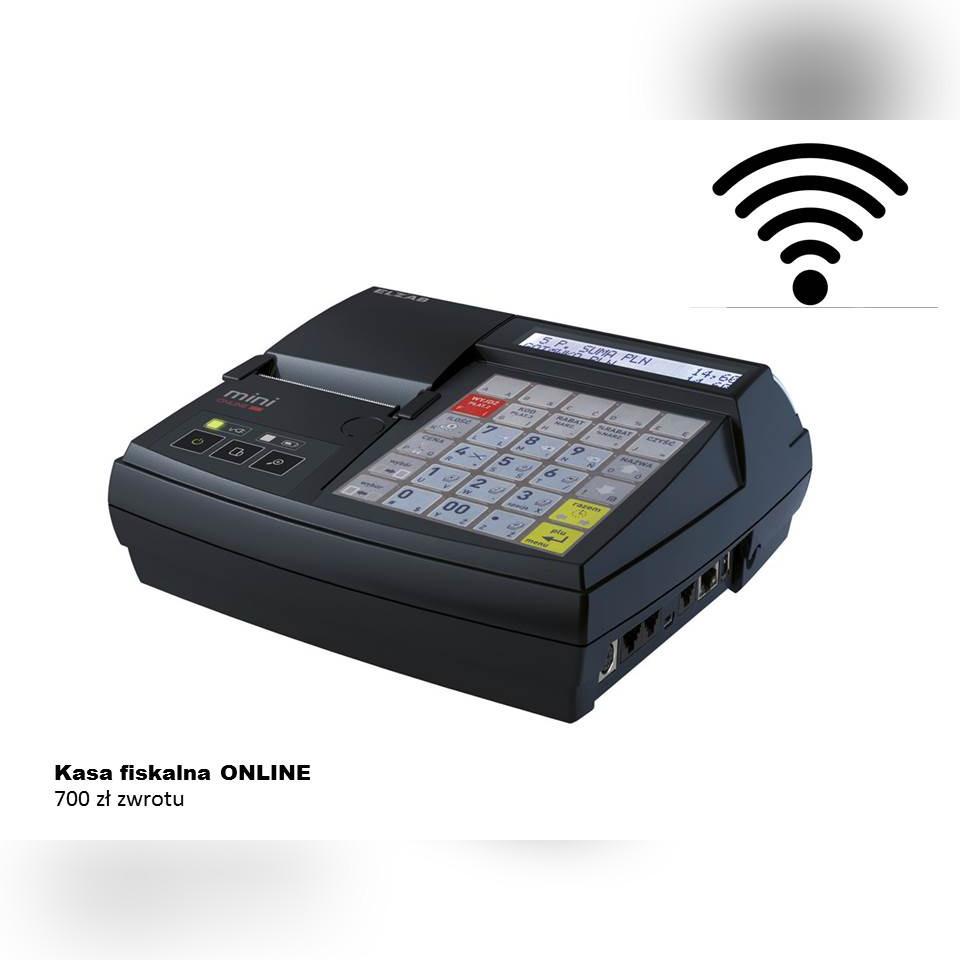 Kasa Fiskalna Online Sprzedaz Serwis Rzeszow Cena 1830 00 Zl Jasionka Allegro Lokalnie