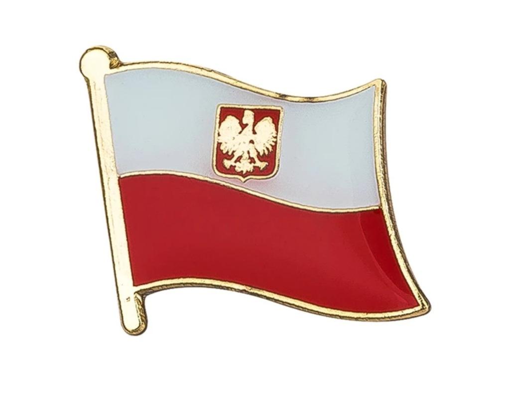 Flaga Polski Znaczek Przypinka Kup Teraz Za 10 00 Zl Ostrowiec Swietokrzyski Allegro Lokalnie