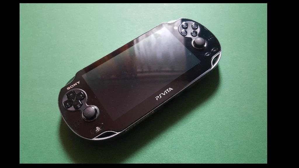 Купить Консоль PS Vita - переработанная 3G OLED-карта на 16 ГБ на Otpravka - цены и фото - доставка из Польши и стран Европы в Украину.