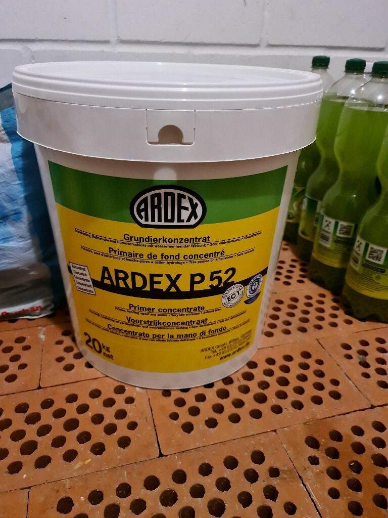 Ardex P 52 Koncentrat gruntujący hydrofobowy 20 kg
