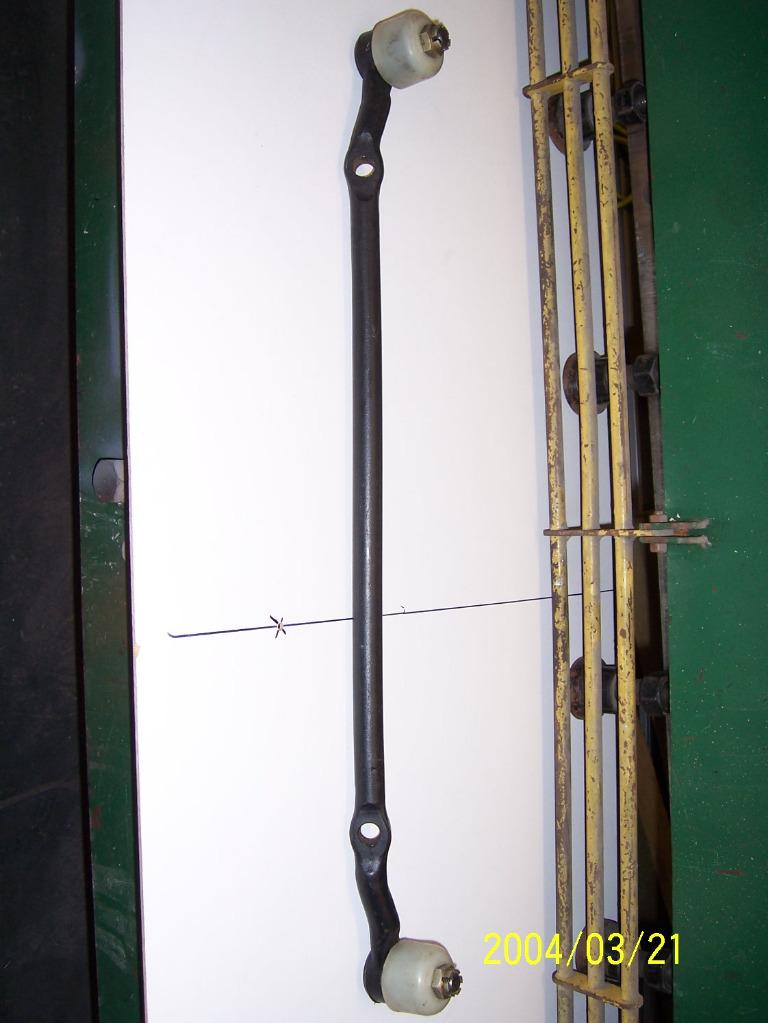 тяга средний orginal станок полонез fiat 125p