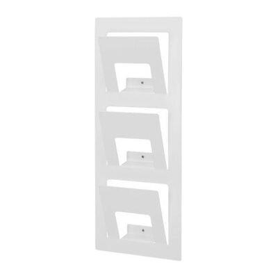 IKEA Stojak na gazety Spontan biały
