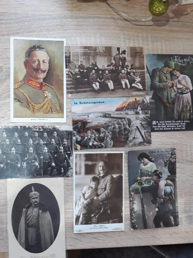 pocztówki l wojny światowej