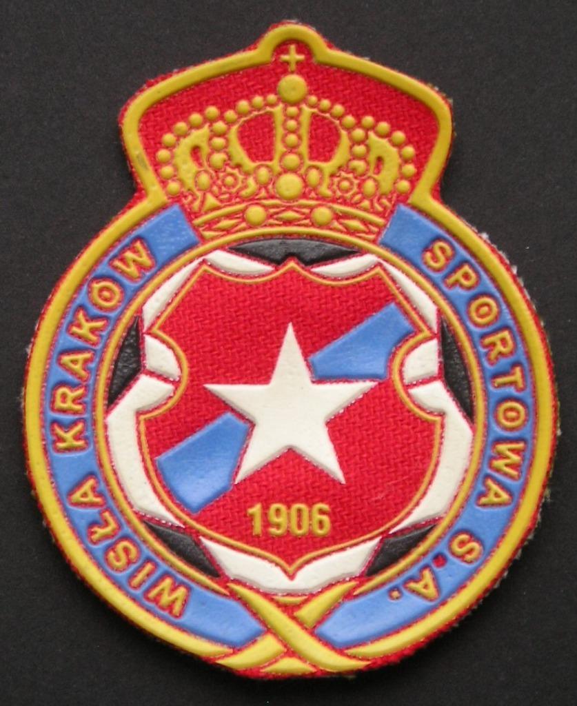 Купить WISLA Краков odznaka KLUBOWA Полоса 2006 на Eurozakup - цены и фото - доставка из Польши и стран Европы в Украину.