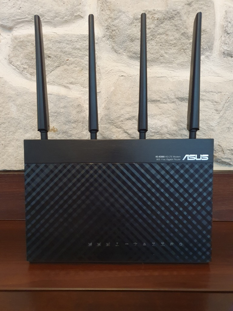 Asus 4g Ac68u Wi Fi Lte Modem Router Antena Gratis Kup Teraz Za 900 00 Zl Swietochlowice Allegro Lokalnie