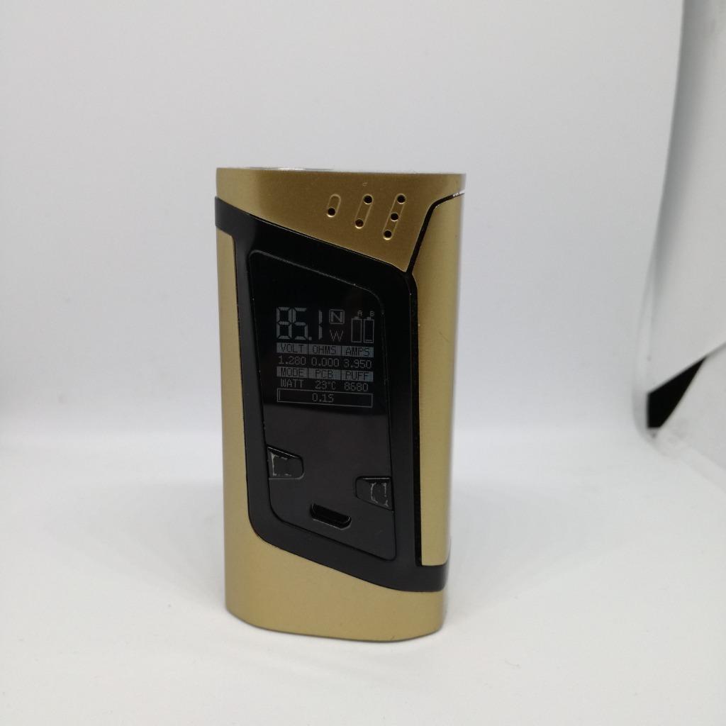 Licytacja Smok Alien 220w Tc Box Mod Rzeszow Allegro Lokalnie