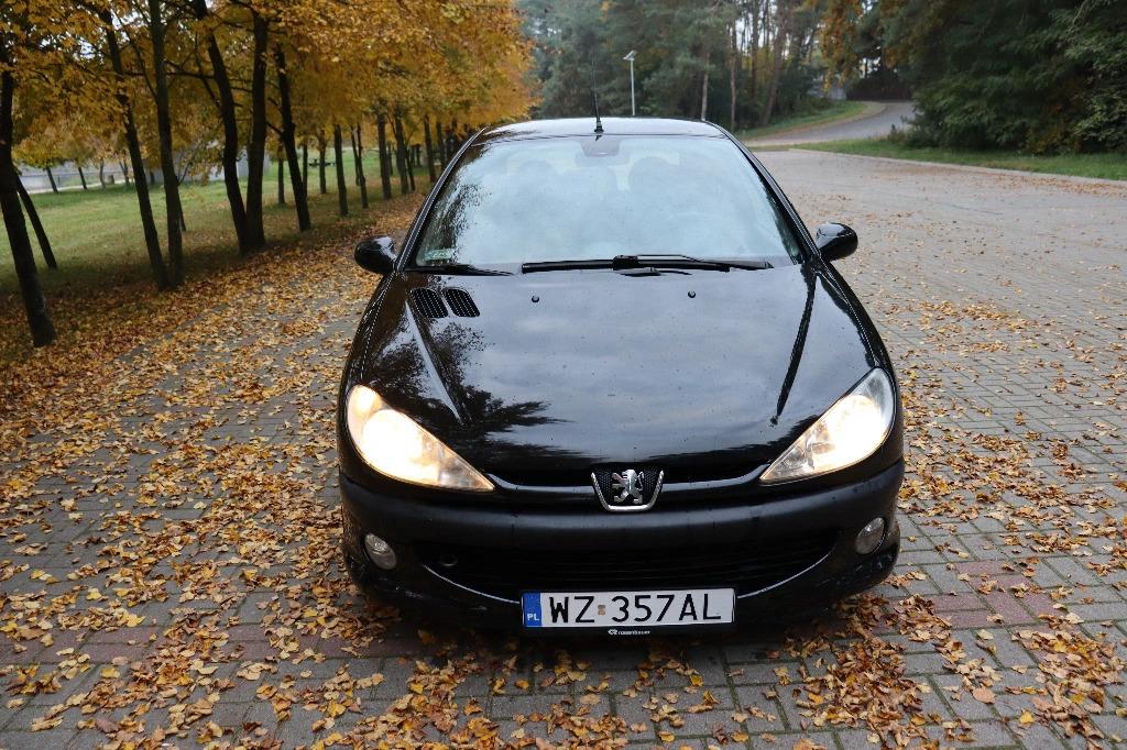 Peugeot 206 Gti S16 136km 2 0 Pb Cena 3900 00 Zl Lomianki Allegro Lokalnie