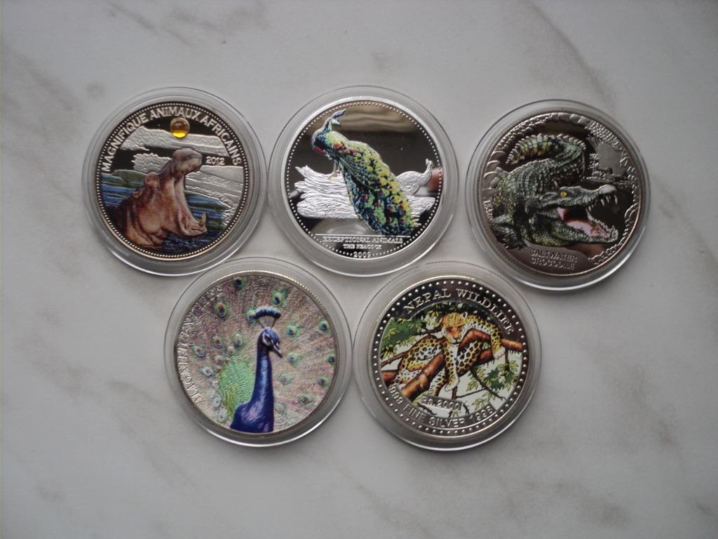 5 monet - zestaw
