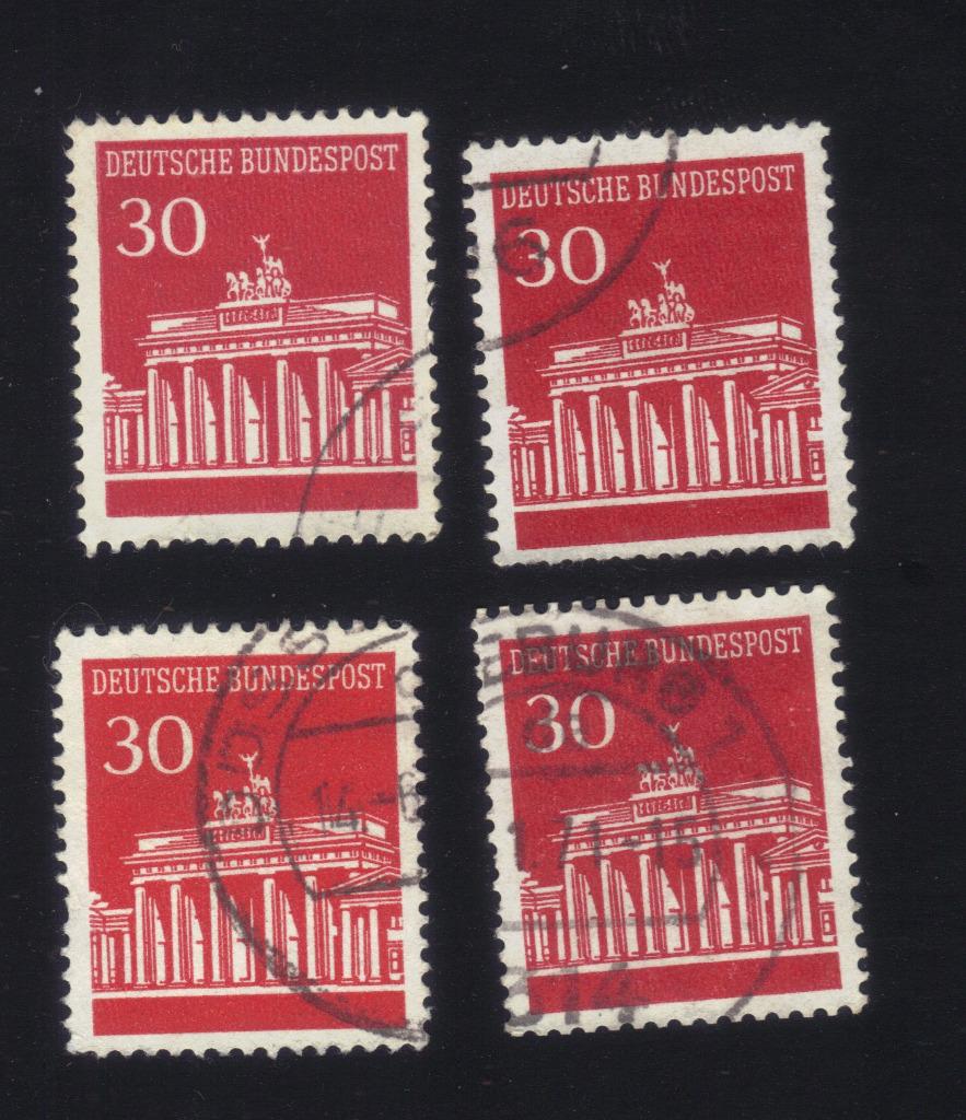 1966-68 jeden bez fluorescencji