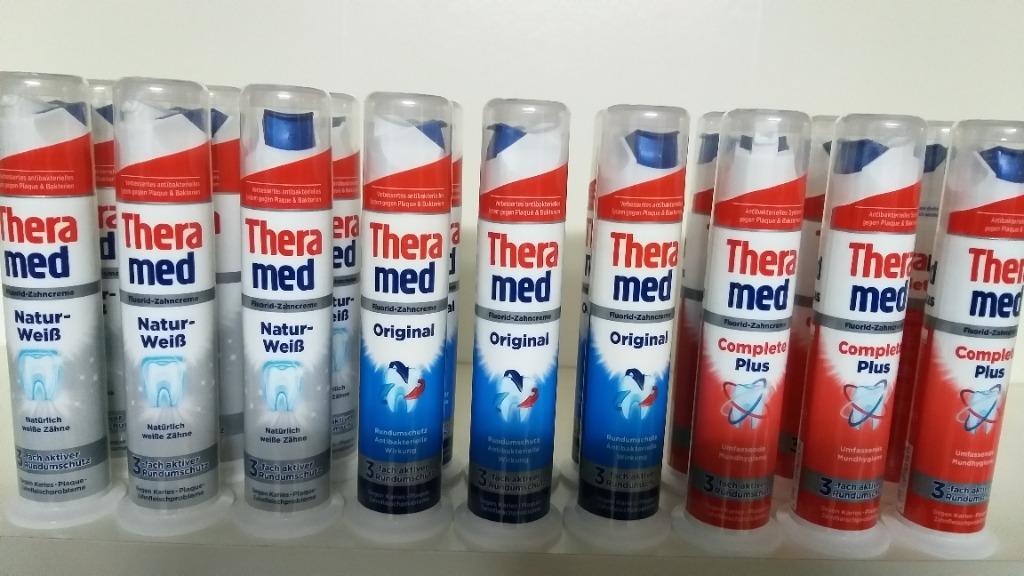 Зубная паста Theramed