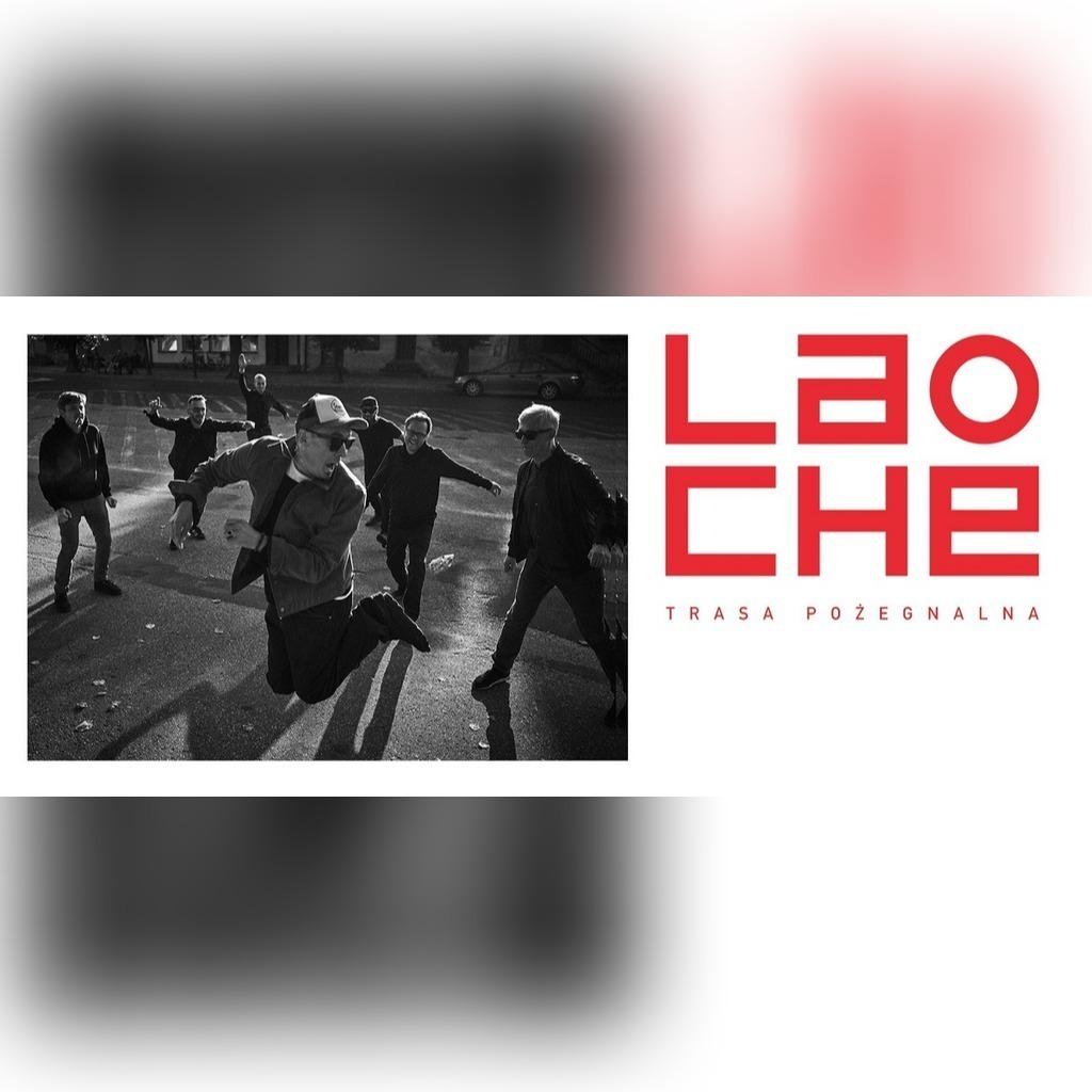 Bilet na koncert Lao Che Warszawa 21 03 20