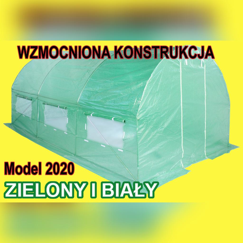 2,5x4 Extr Tunel foliowy ogrodowy Szklarnia namiot Kup
