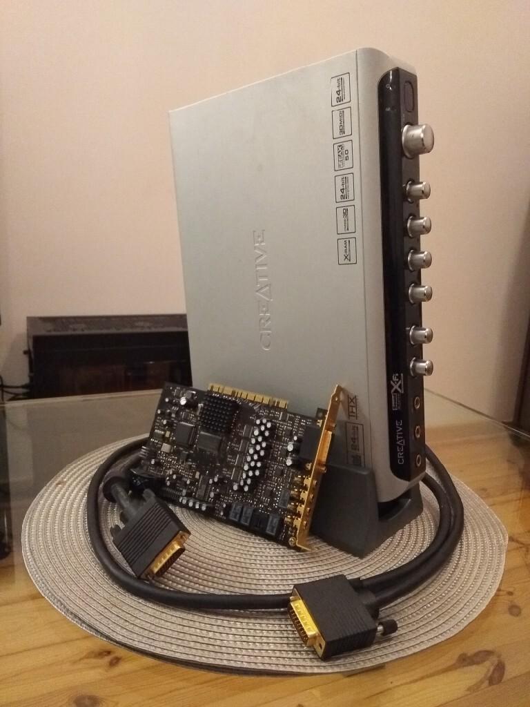 Купить Creative Sound Blaster X-Fi Elite Pro на Otpravka - цены и фото - доставка из Польши и стран Европы в Украину.