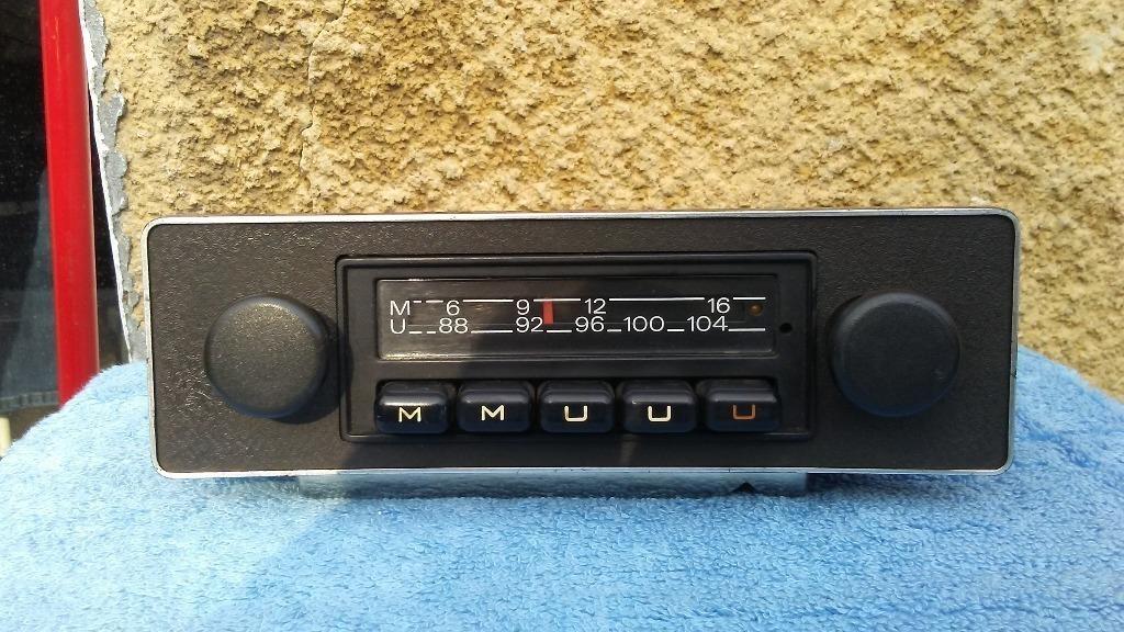 исторический радио vw горбун bulik огурец t1 t2